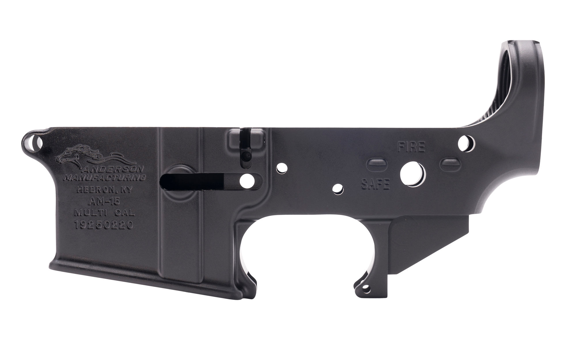 Anderson Manufacturing AM-15 Lower Receiver - AllArms LLC